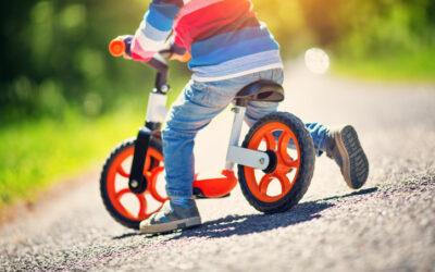 La bicicletta da Bambino/a